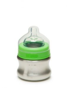 5oz (148ml) Kid Kanteen Baby Bottle- Stainless Steel Finish