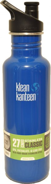 27oz Classic w/sports cap- Blue Planet