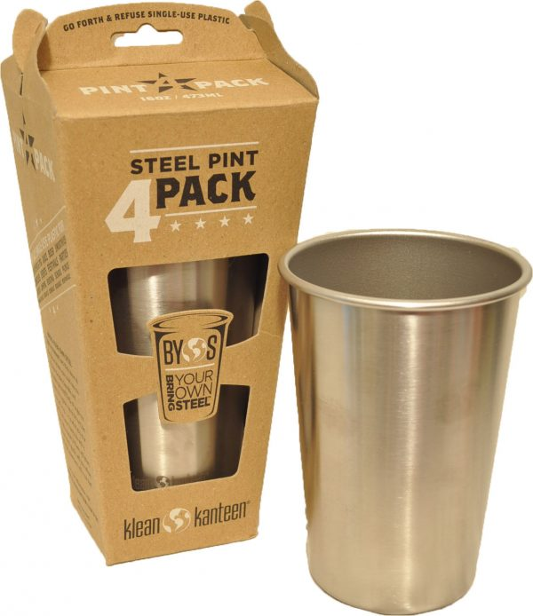 16oz (473ml) Pint Cup- 4 pack
