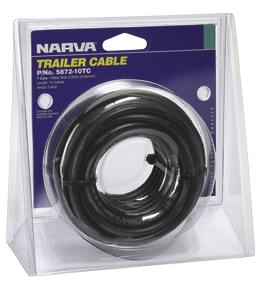 7 Core 10m Trailer Cable