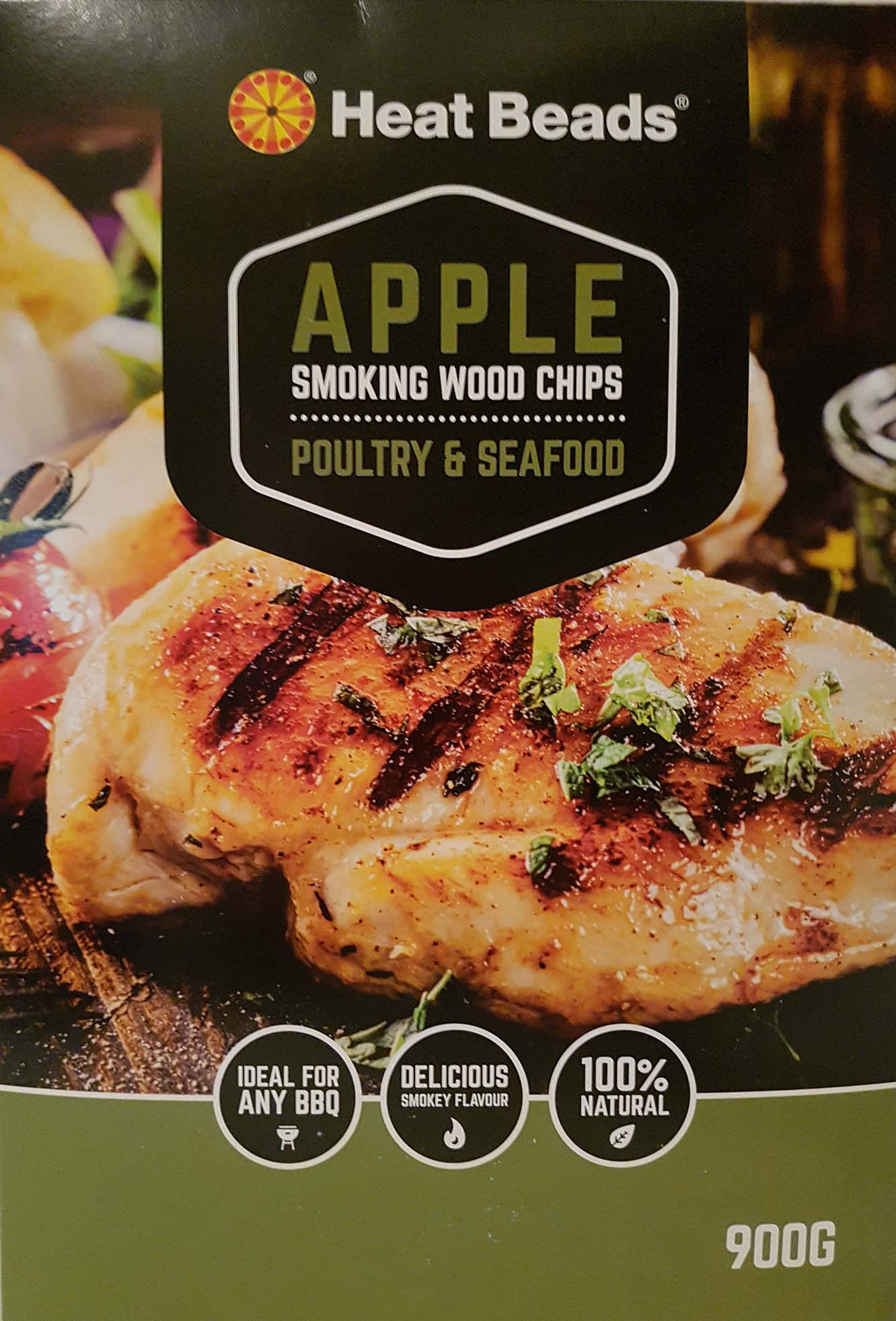 Wood Smoking Chips- Apple