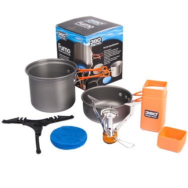 360 Degrees Furno Stove & Pot Set