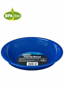 360 Degrees Plastic Camp Bowl