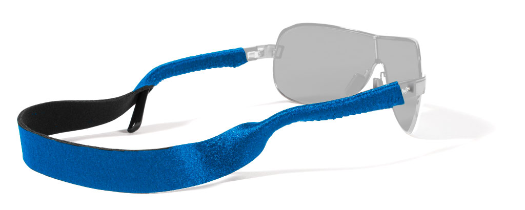 Croakies Basic Solid - Glasses Retainer - Royal Blue