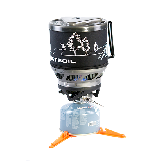JetBoil MiniMo Personal Cooking System - Black