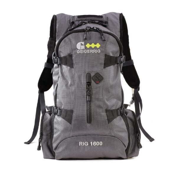 Geigerrig - The Rig 1600 - Gunmetal/Citrus - 3L