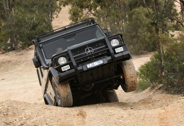 September 1st 2017 – Mercedes Benz G-Class | The 4wd Zone