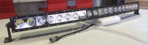 200 Watt Cree LED 10 Degree Curved Light Bar