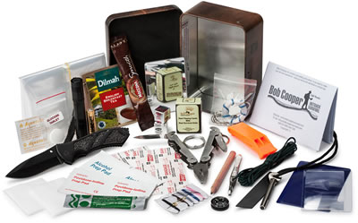 Bob Cooper Outback Survival Kit