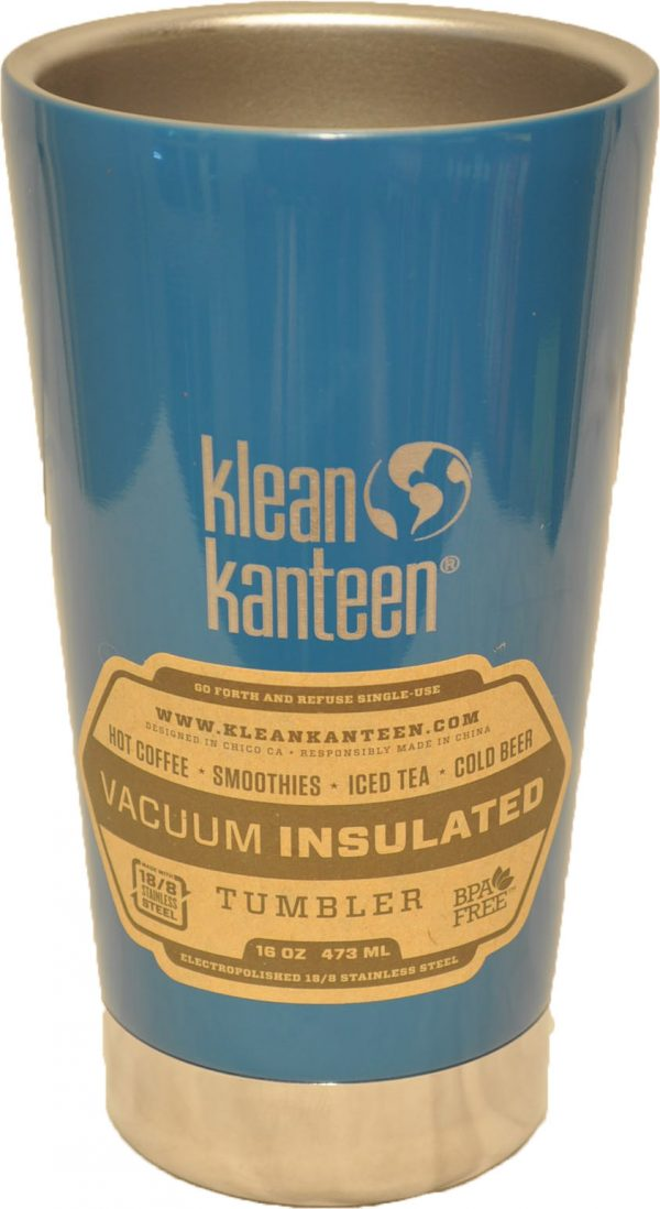 16oz (473ml) Insulated Tumbler- Winter Lake
