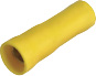 Female Bullet Terminal - Yellow - 5.0-6.0mm wire