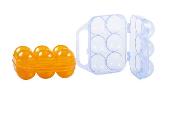 Egg Carrier - 1/2 Dozen