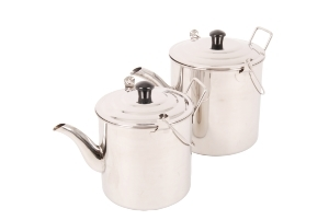 Stainless Steel Billy Tea Pot - 1800ml