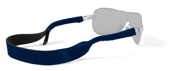 Croakies Basic Solid - Glasses Retainer - Navy