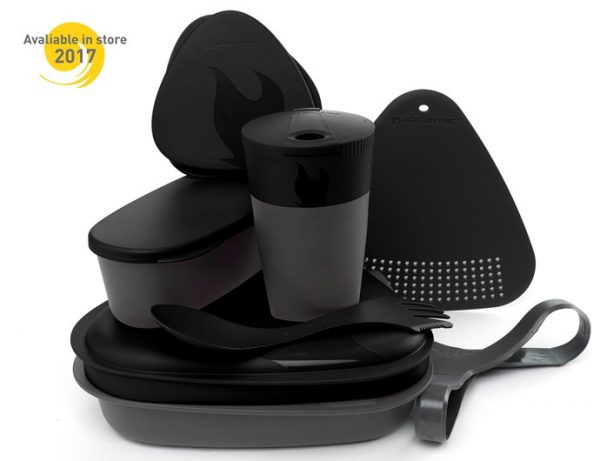 Light My Fire Meal Kit 2.0 - Black