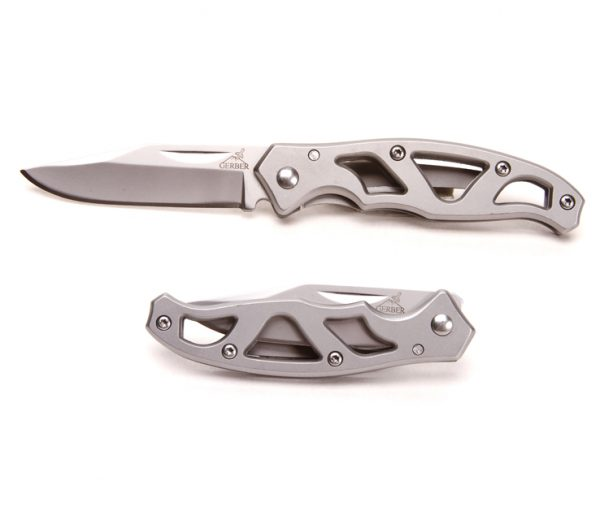Gerber Mini Paraframe Fine Edge- Clip Folding Knife