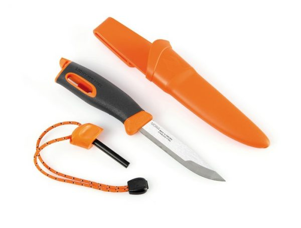 Light My Fire Swedish Fire Knife - Orange